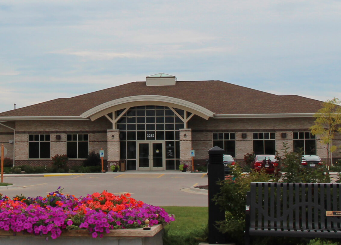 Green Bay Bellevue Branch.
