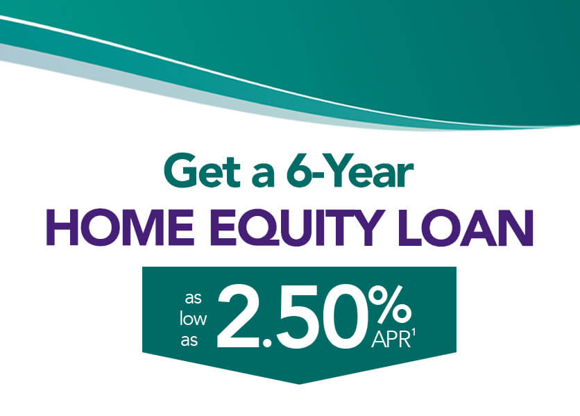 6 year home equity.